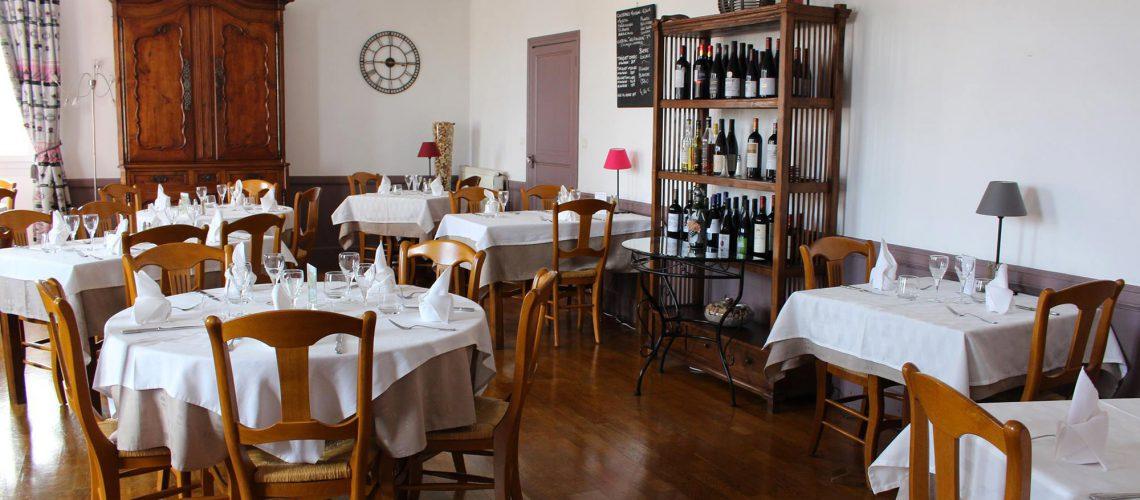 salle restaurant les palmiers